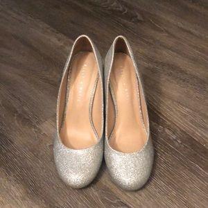 4in Silver Heels